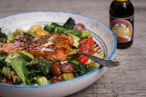Superfood Bowl mit Gemüse