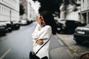 Pullover richtig waschen und pflegen