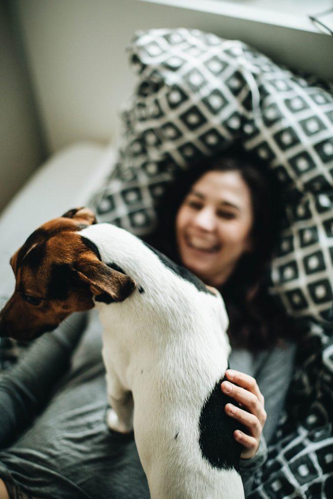 Wie ist das Leben mit Hund?