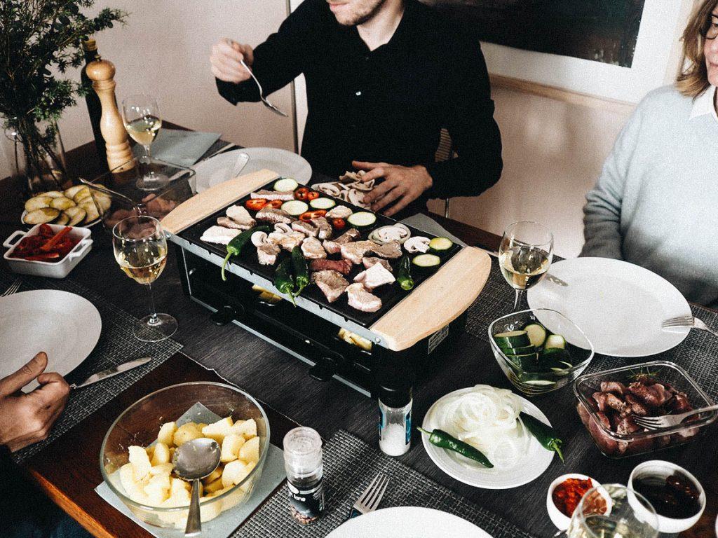 Mein Silvester Raclette Guide Mit Checkliste Zum Einkaufen