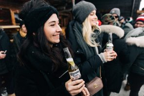 Mein Highlight: Rave On Snow mit Corona