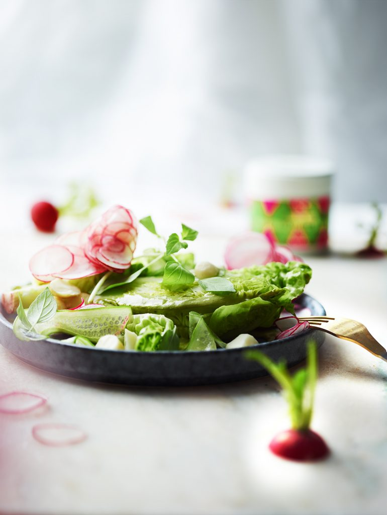 Matcha Salat