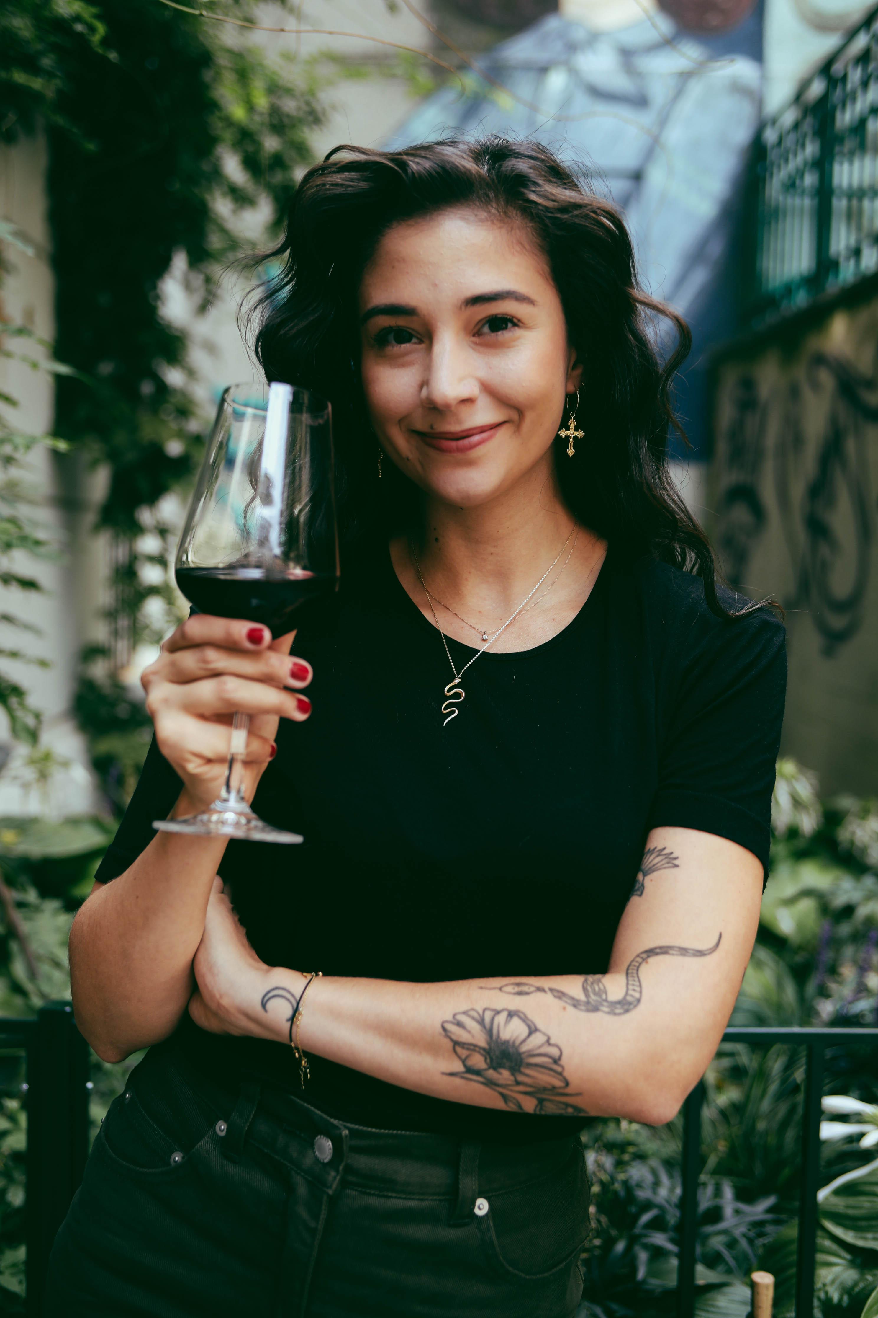 biodynamischen Wein